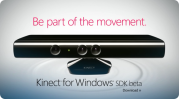 Microsoft lanza el SDK de Kinect para Windows(beta)